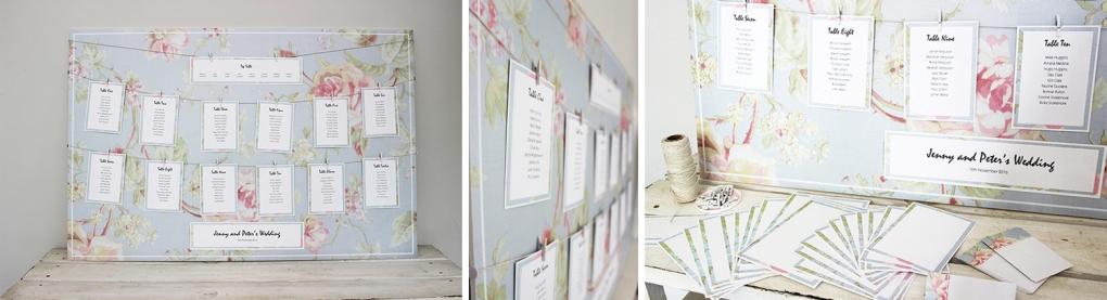 Travel Themed Wedding Wedding Table Plan Styling